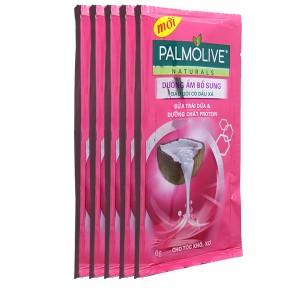 Palmolive dưỡng ẩm tóc 10 gói x 6g