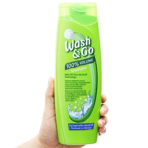 Dầu gội ZPT Technology Wash&Go dành cho tóc gàu 400ml