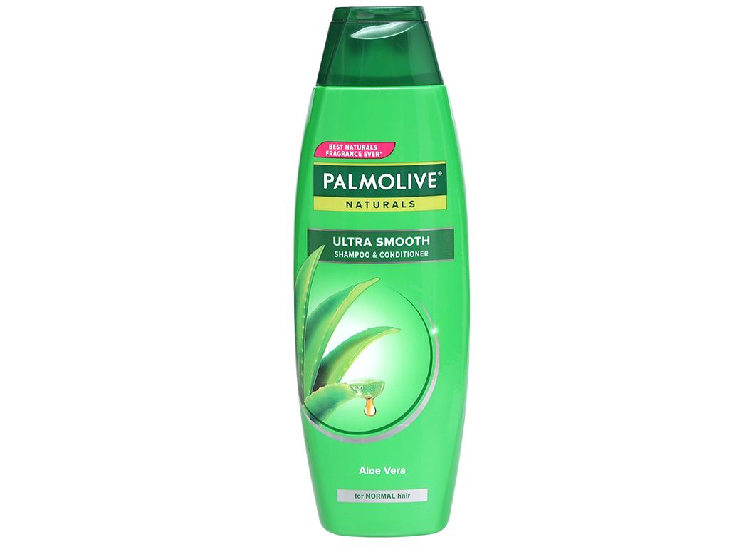 Dầu gội có dầu xả Palmolive chắc khoẻ mượt mà 180ml 7