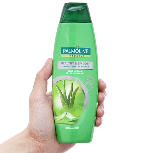 Dầu gội Palmolive mềm mượt chắc khỏe tươi mát 180ml