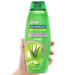 Dầu gội có dầu xả Palmolive chắc khoẻ mượt mà 350ml