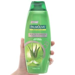Dầu gội Palmolive mềm mượt chắc khỏe tươi mát 350g