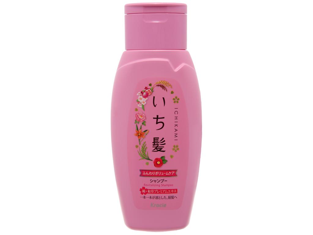 Dầu gội Ichikami dưỡng tóc phục hồi hư tổn dịu nhẹ 150g 1