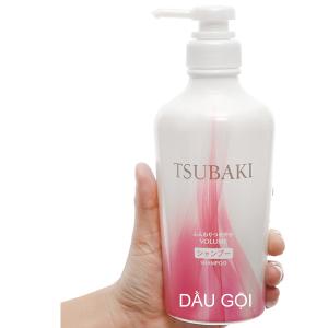 Dầu gội bồng bềnh chắc khoẻ Tsubaki 450ml