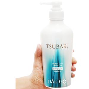 Dầu gội suôn mượt mềm mại Tsubaki 450ml