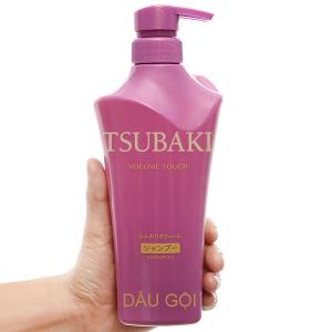 Dầu gội Tsubaki ngăn rụng tóc 500ml