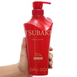 Dầu gội Tsubaki siêu cấp ẩm 500ml