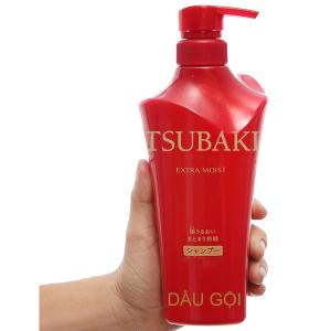 Dầu gội siêu cấp ẩm Tsubaki 500ml