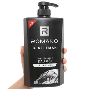 Dầu gội hương nước hoa Romano Gentleman 650g