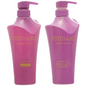 Combo dầu gội và dầu xả ngăn rụng tóc Tsubaki 500ml