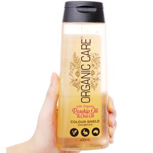 Dầu gội dành cho tóc nhuộm Organic Care Colour Shield 400ml