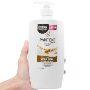 Dầu gội Pantene dưỡng ẩm cho tóc khô 900ml