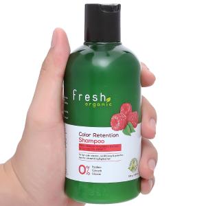 Dầu gội Fresh Organic giữ màu tóc nhuộm 250g