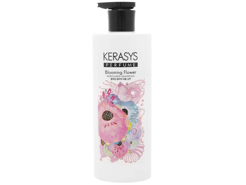 Dầu gội Kerasys Perfume Blooming Flower 600ml 1