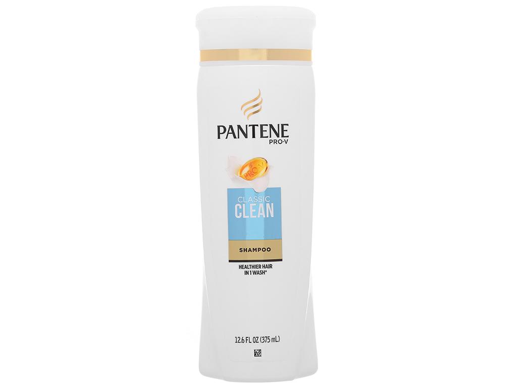 Dầu gội Pantene Pro-V Classic Clean 375ml 1