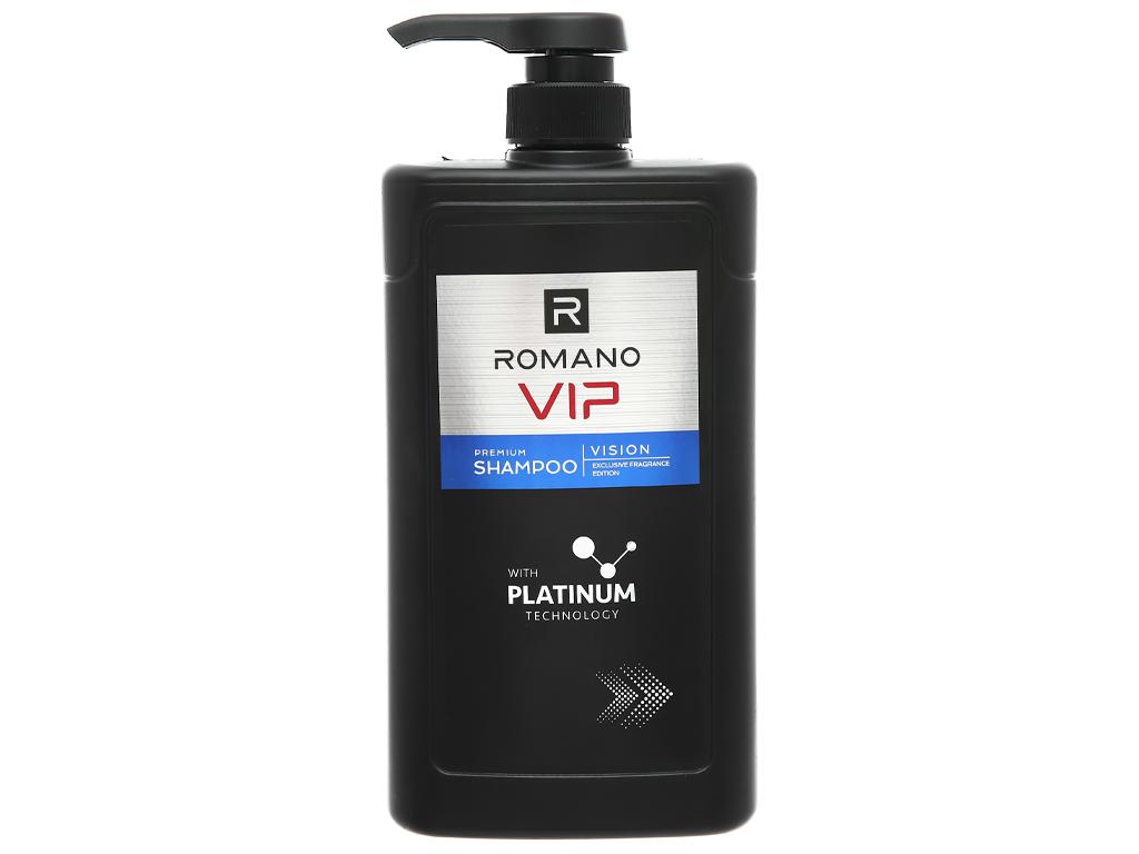 Dầu gội Romano VIP VISION 650g 650g 1