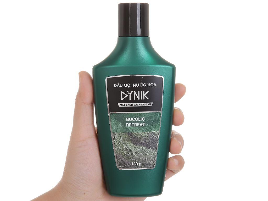 Dầu gội nước hoa Dynik Bucolic Retreat 180g 5