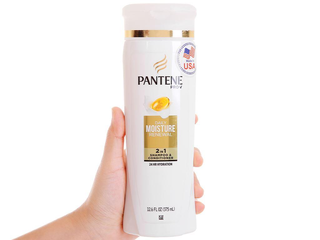 Dầu gội và xả 2in1 Pantene Pro-V Renewal 375ml 5