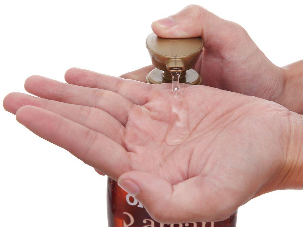 Dầu gội dưỡng tóc Organist tinh dầu Morocco Argan 500ml 4