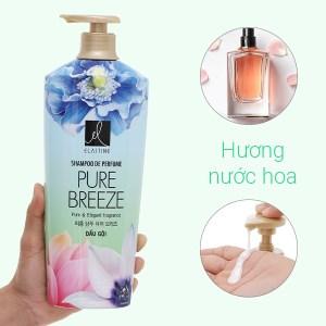Dầu gội nước hoa Elastine Pure Breeze 1000ml
