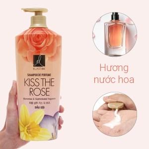 Dầu gội nước hoa Elastine Kiss The Rose 1000ml
