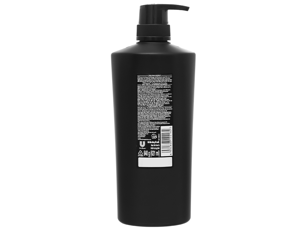 Dầu gội TRESemmé Salon Rebond giảm rụng tóc 621ml 2