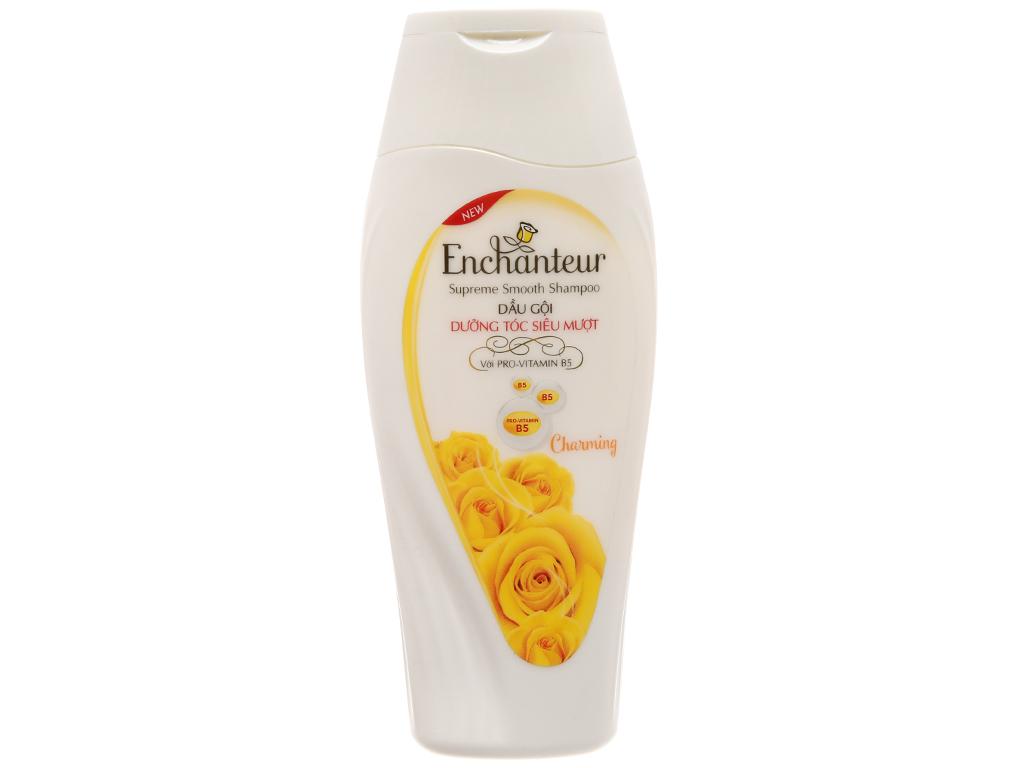 Dầu gội Enchanteur Charming dưỡng tóc siêu mượt nước hoa quyến rũ 180g 2
