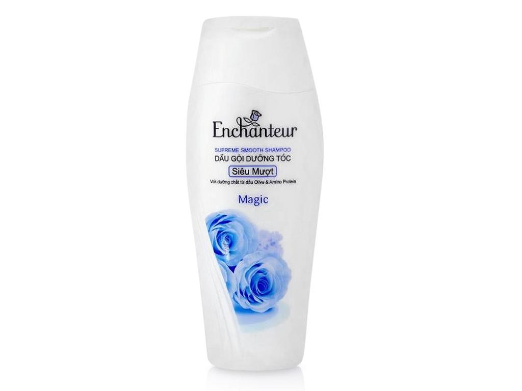 Dầu gội Enchanteur Magic dưỡng tóc siêu mượt nước hoa pháp 180g 2