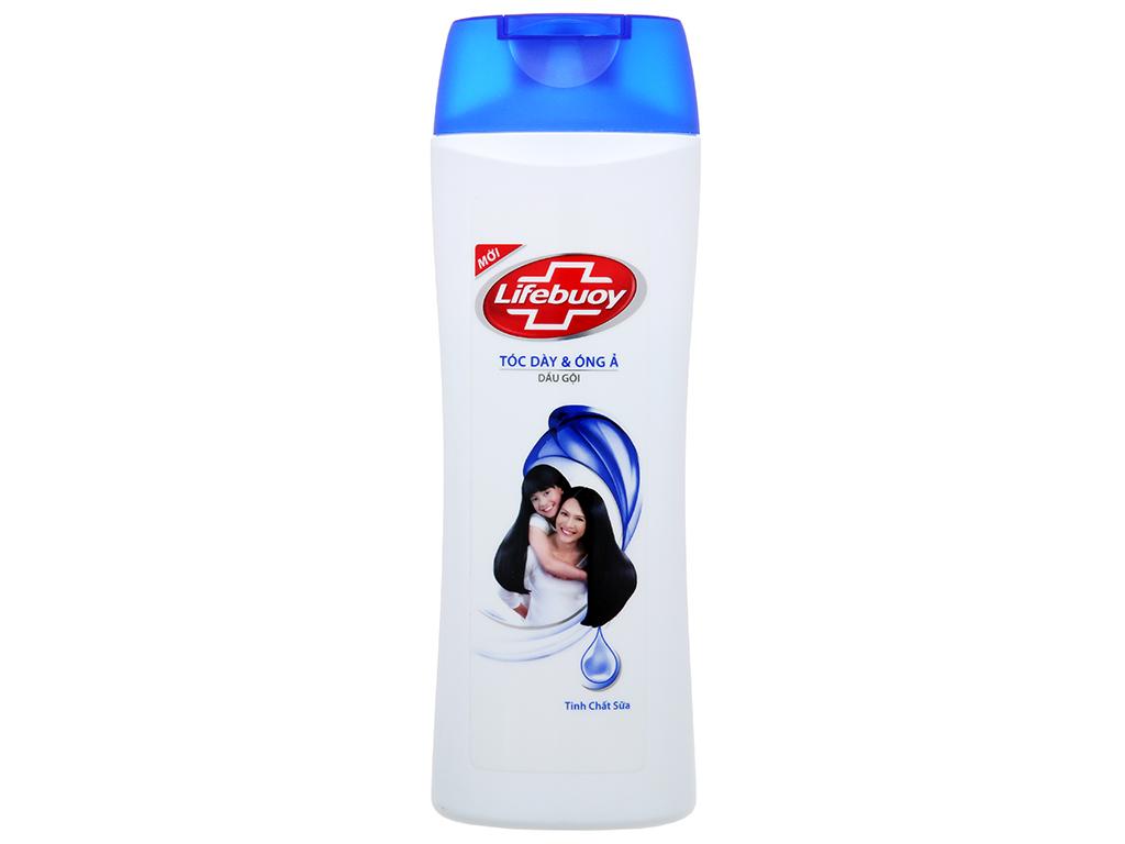 Dầu gội Lifebuoy tóc dày óng ả 311ml 2