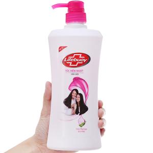 Dầu gội Lifebuoy tóc mềm mượt 621ml