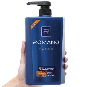 Dầu gội cao cấp Romano Force 650g