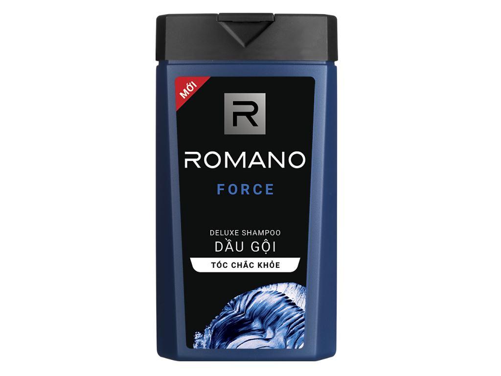Dầu gội cao cấp Romano Force 380g 1