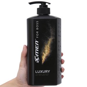 Dầu gội nước hoa X-Men For Boss Luxury 650g