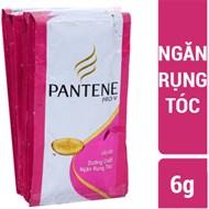 Dầu gội Pantene dưỡng chất ngăn rụng tóc 6g (dây 10 gói)