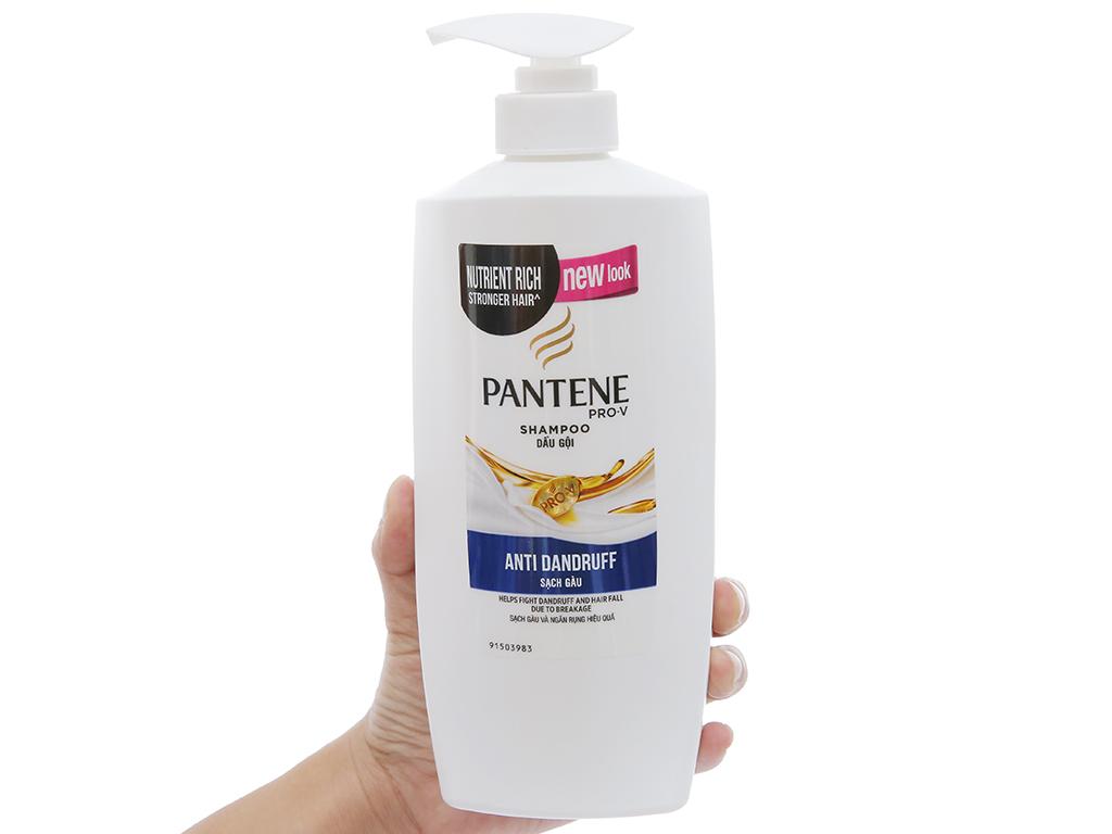 Dầu gội Pantene sạch gàu 629ml 2