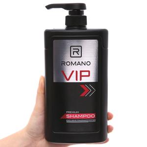 Dầu gội nước hoa cao cấp Romano VIP 650g