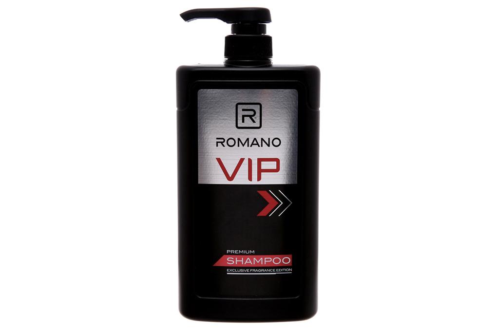 Dầu gội Romano Vip Premium 650g
