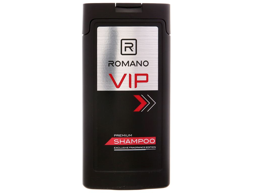 Dầu gội nước hoa cao cấp Romano VIP 180g 1