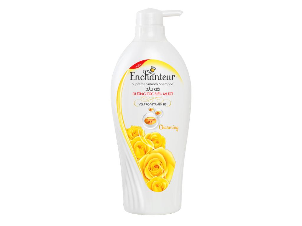 Dầu gội dưỡng tóc siêu mượt Enchanteur Charming 650g 1
