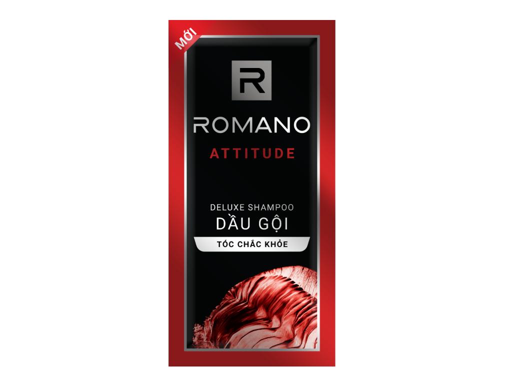 Dầu gội cao cấp Romano Attitude dây 5g 1