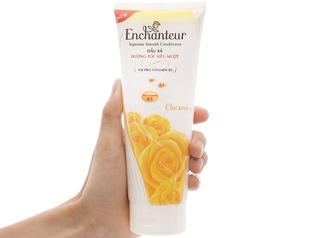Dầu xả dưỡng tóc siêu mượt Enchanteur Charming 170g 3