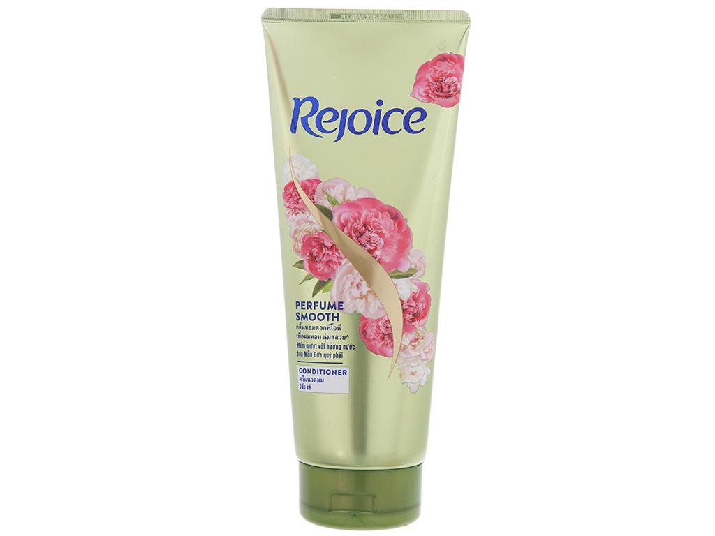 Dầu xả Rejoice mềm mượt hương hoa mẫu đơn 320ml 2