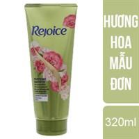 Dầu xả Rejoice hương hoa mẫu đơn 320ml