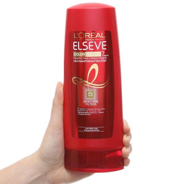 Dầu xả L'Oréal chăm sóc tóc nhuộm 325ml