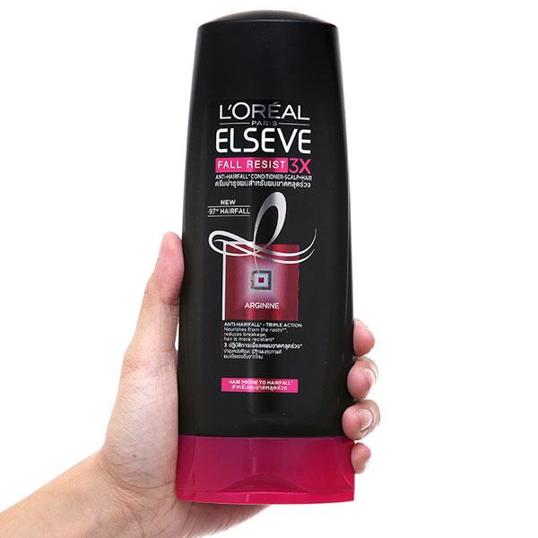 Dầu xả ngăn gãy rụng tóc L'Oréal Elseve Fall Resit 325ml
