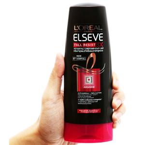 Dầu xả ngăn gãy rụng tóc L'Oréal Elseve Fall Resit 165ml