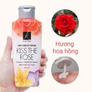 Kem xả nước hoa Elastine Kiss The Rose óng mượt chắc khoẻ 170ml