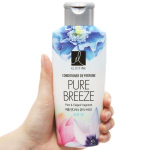 Kem xả nước hoa Elastine Pure Breeze óng mượt chắc khoẻ 170ml