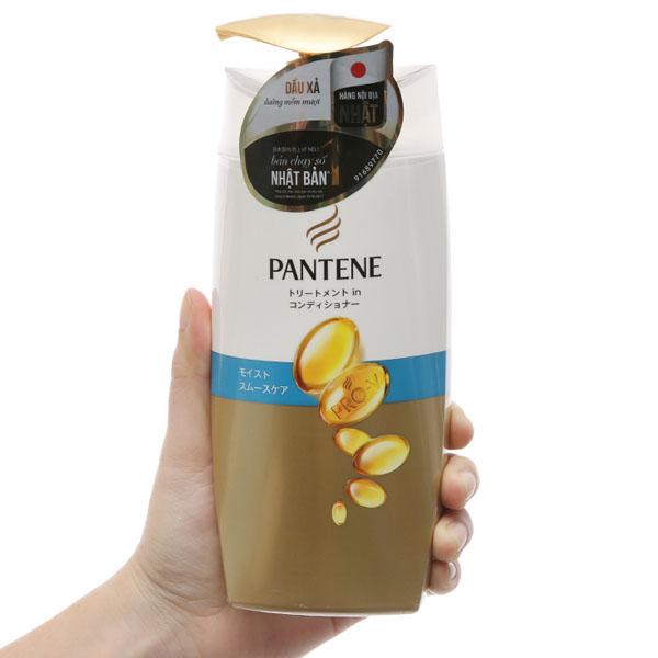 Dầu xả Pantene dưỡng mềm mượt 400g