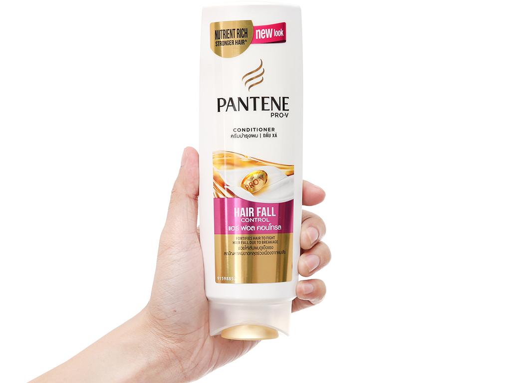 Dầu xả Pantene ngăn rụng tóc 300ml 4